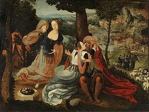 Rape in the Hebrew Bible - Jan Wellens de Cock, Lot and his daughters.