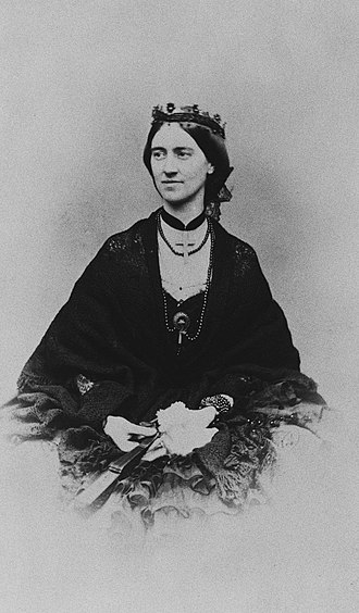 Jane Spencer, Baroness Churchill - Image: Jane, Baroness Churchill (1826 1900), Darmstadt 1862