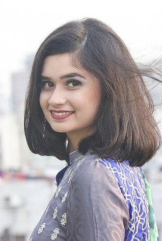 Miss Bangladesh - Image: Jannatul Ferdous Oishee (cropped)