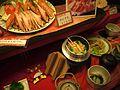 Japanese Kani-Dōraku cuisine 1.JPG
