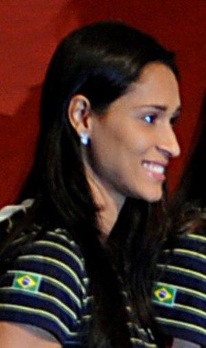 Jaqueline Carvalho - Image: Jaqueline Cropped