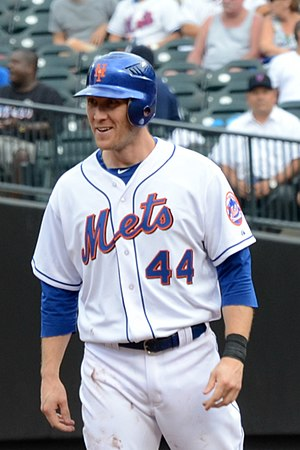 Jason Bay - Jason Bay in 2011 as a Met
