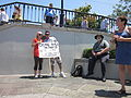 Jax Square BP Oil Disaster Protest 31 July Scale Back.JPG