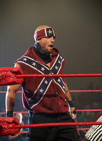 The Briscoe Brothers - Jay Briscoe in 2011