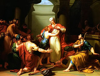 Jean-Charles Tardieu - Image: Jean Charles Tardieu, Joseph Recognized by His Brothers, 1788
