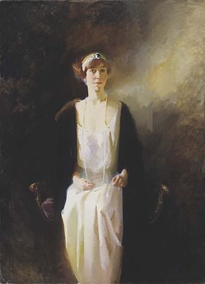 M. Jean McLane - Jean McLane, Elisabeth, Queen of the Belgians, 1921, Smithsonian Institution Art Museum