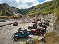 Jeeps at Mount Pinatubo.jpg