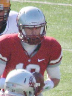 Jeff Tuel American football quarterback