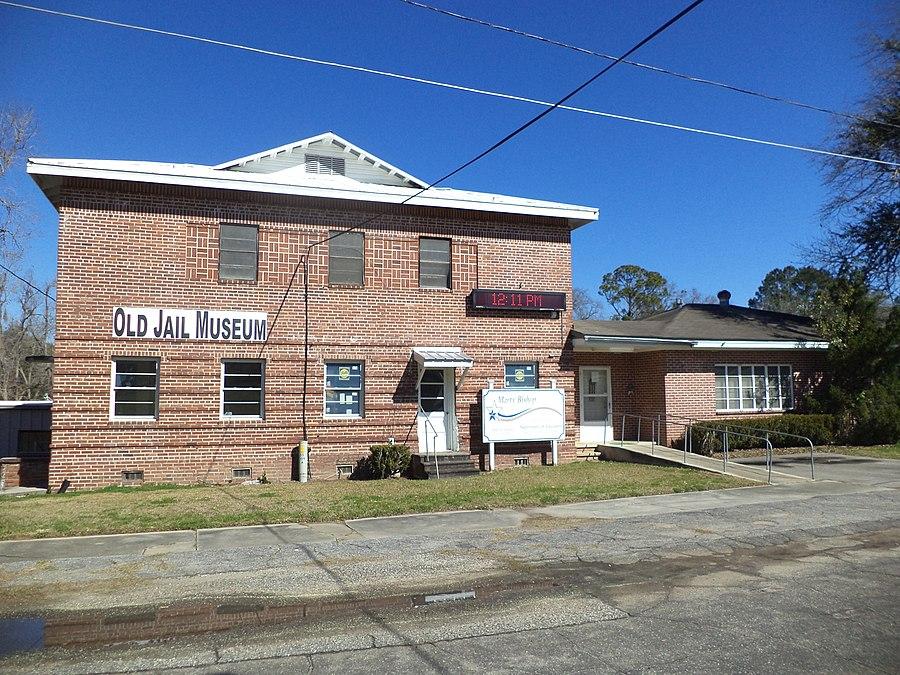 Jefferson County Jail (Monticello, Florida)