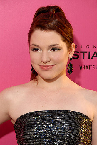 Phineas and Ferb's Quantum Boogaloo - Jennifer Stone guest starred in the episode as Amanda.