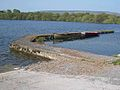 Jetty at Loughbrick Bay - geograph.org.uk - 1612192.jpg