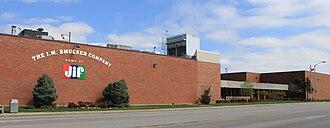 Jif (peanut butter) - Jif production plant, Lexington