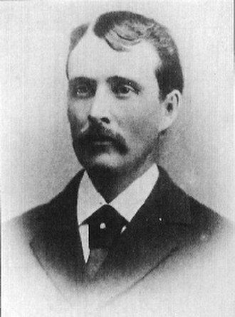 Johnson County War - Jim Averell, a Johnson County businessman, was lynched in 1889 for cattle rustling, although he owned no cattle