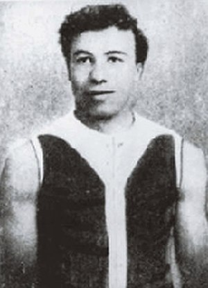 Joe Johnson (Australian footballer) - Image: Joe Johnson (Australian footballer)