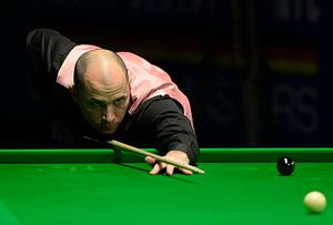 Joe Perry (snooker player) - Joe Perry at the 2015 German Masters