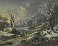 Johann Christoph von Bemmel - Winterlandschaft - 6138 - Bavarian State Painting Collections.jpg