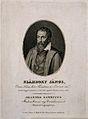 Johannes Sambucus. Stipple engraving by A. Ehrenreich after Wellcome V0005197.jpg