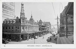Johannesburg - Pritchard Street c. 1940