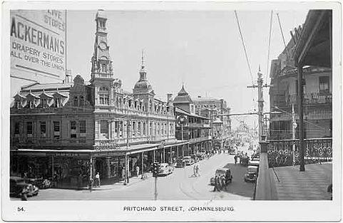 Johannesburg Documenti Foto E Citazioni Nell