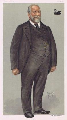 John Forrest Vanity Fair 1897-10-07