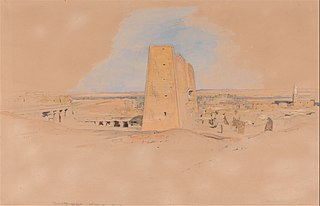 Temple of Edfou, Upper Egypt