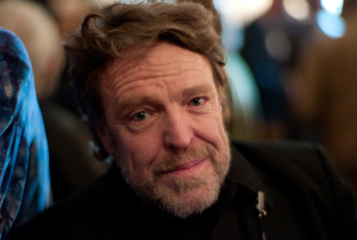 IMG JOHN Perry Barlow, American Poet and Essayist