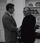 John Roach and Ronald Reagan 1982.jpg