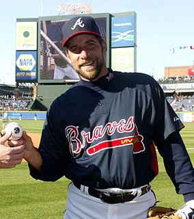 John Smoltz American professional baseball player, pitcher, sportscaster