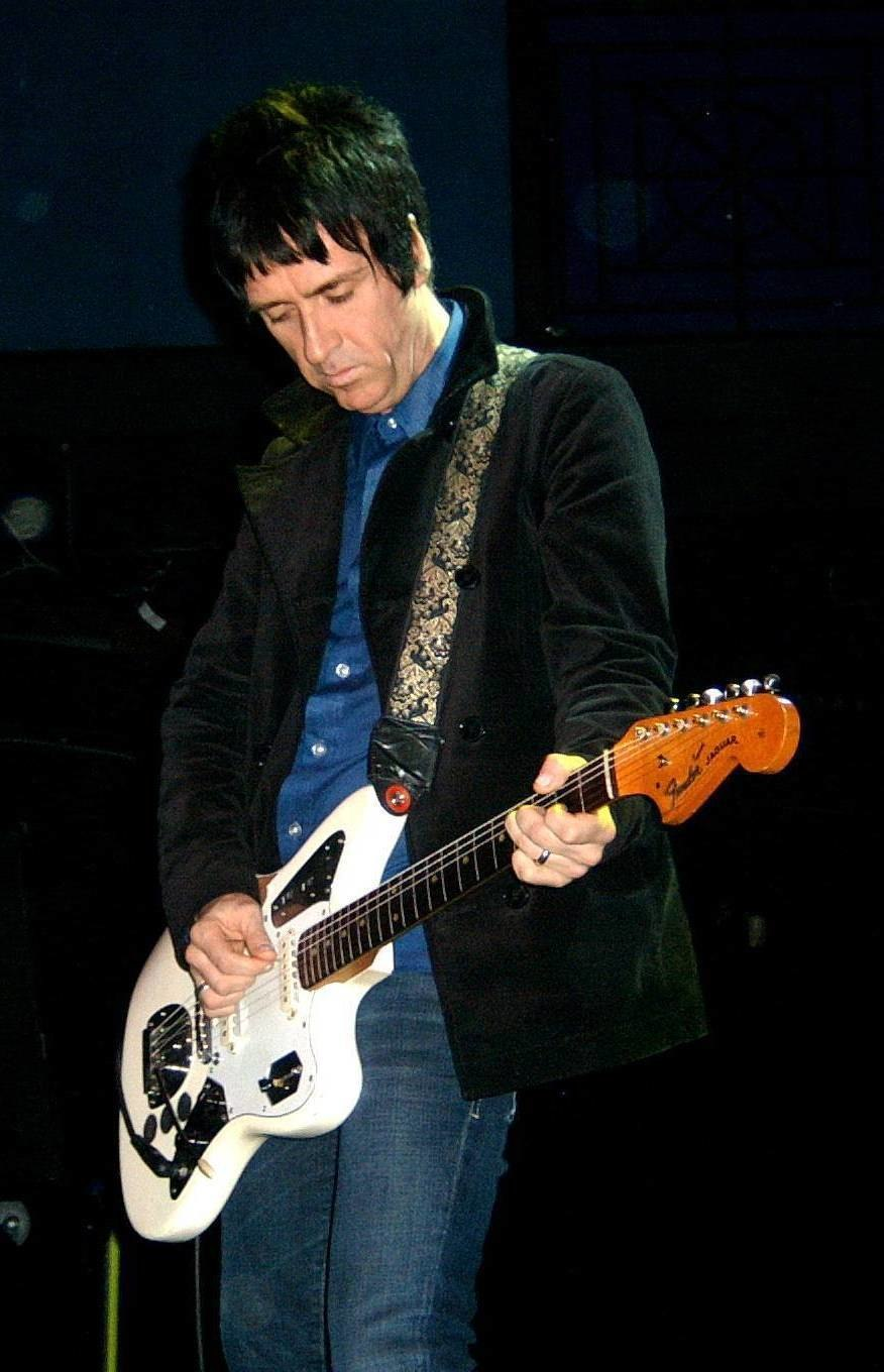 Johnny Marr (The Cribs) at the 9-30 Club 1