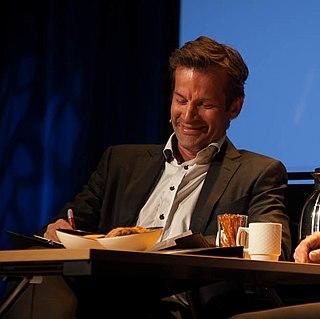 Jon Almaas Norwegian TV-host and actor