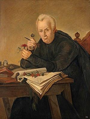 José Celestino Mutis - Image: José Celestino Mutis