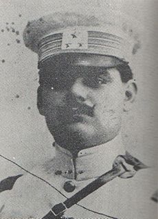 José Gonzalo Escobar Mexican military personnel (1892-1969)
