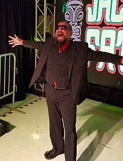 Josef Samael American professional wrestler (born 1974)
