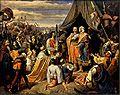 Josef Matyáš Trenkwald - Přemysl Otakar I. a Vladislav III.jpg