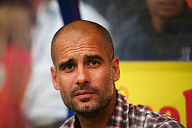 Image illustrative de l'article Pep Guardiola