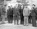 Joseph Stalin & Generals, Tehran Conference.jpg