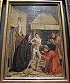 Josse lieferinxe, pannelli di altare con storie di san sebastiano, 1497 ca. 03.JPG