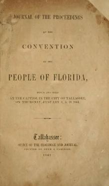 journal of the secession convention of texas The secession convention reassembled on march 5, declared texas independent, took further steps to join it to the confederacy, and reorganized the e w winkler, ed, journal of the secession convention of texas (austin, 1912) ralph a wooster, the secession conventions of the south.
