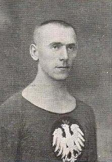 Józef Baran-Bilewski Polish athlete
