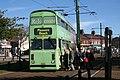 Jubilee class tram at Fleetwood Ash Street - geograph.org.uk - 2101431.jpg