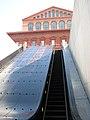 Judiciary Square Metro, Building Museum 2007 .JPG