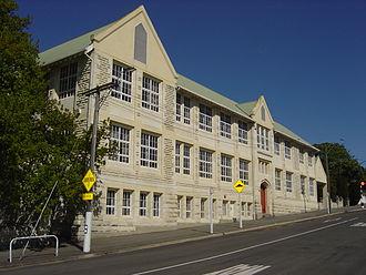 Waitaki Girls' High School - Junior Block