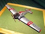 Junkers F 13 model, Lloyd Ostflug Dz40.JPG