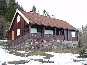 Oslo IL - KIF-hytta.