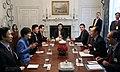 KOCIS Korea President Park WorldBank 20130507 02 (8725156580).jpg