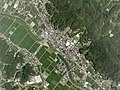 Kaho district Kama city Aerial photograph.2009.jpg
