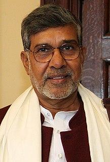 Kailash Satyarthi Indian childrens rights activist, poet