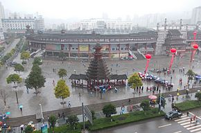 Kaili city, guizhou, china.JPG