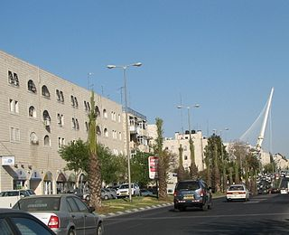 Kanfei Nesharim Street