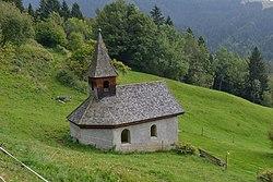Kapelle in Morsch, Zwischenwasser 1.JPG
